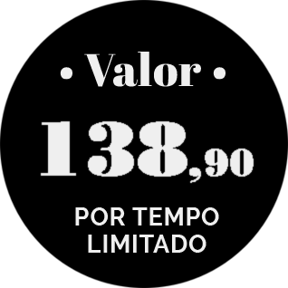 Valor do Rodízio 129,90 por tempo limitado